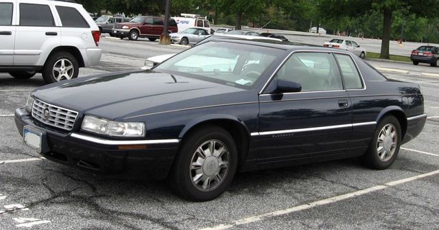 Picture of 2000 Cadillac Eldorado