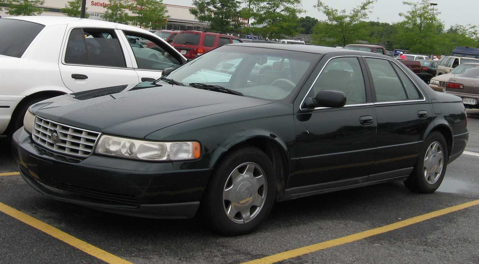2000 cadillac seville pictures cargurus. Cars Review. Best American Auto & Cars Review