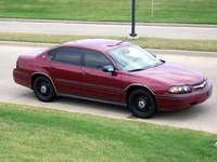 2005 Chevrolet Impala Overview