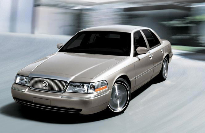 Mercury Grand Marquis Gs Touch Up Paint
