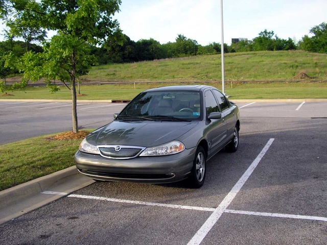 Picture of 2000 Mercury Mystique