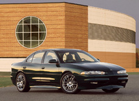 2002 Oldsmobile Intrigue Overview
