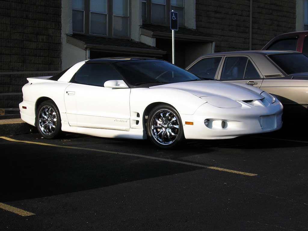 Picture of 2002 Pontiac Firebird, exterior