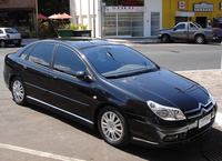 2005 Citroen C5 Overview