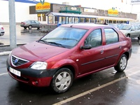 2005 Dacia Logan Overview