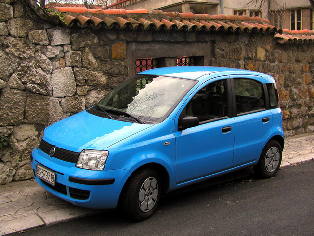 Picture of 2005 FIAT Panda, exterior, gallery_worthy