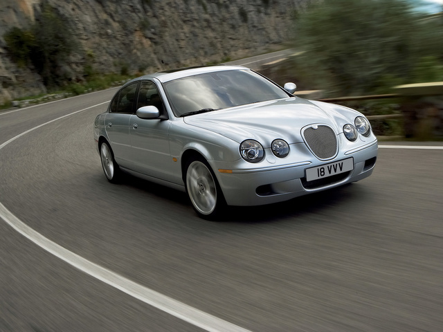 Picture of 2008 Jaguar S-TYPE