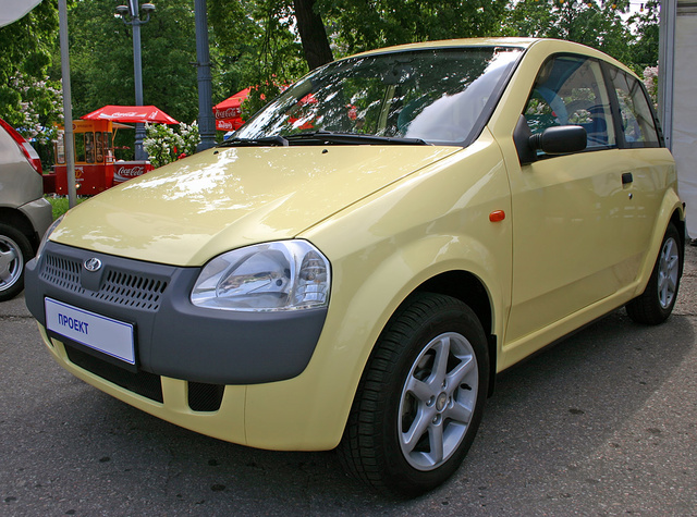 Picture of 2004 Lada Kalina, exterior