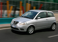 2006 Lancia Ypsilon Overview