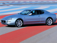 2005 Maserati Coupe Overview