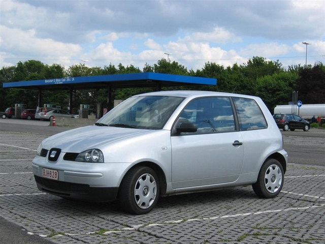 Picture of 2004 Seat Arosa, exterior