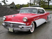 1956 Buick Century Overview
