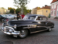 1951 Buick Roadmaster Overview