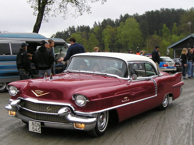 1956 Cadillac Eldorado Pictures Cargurus