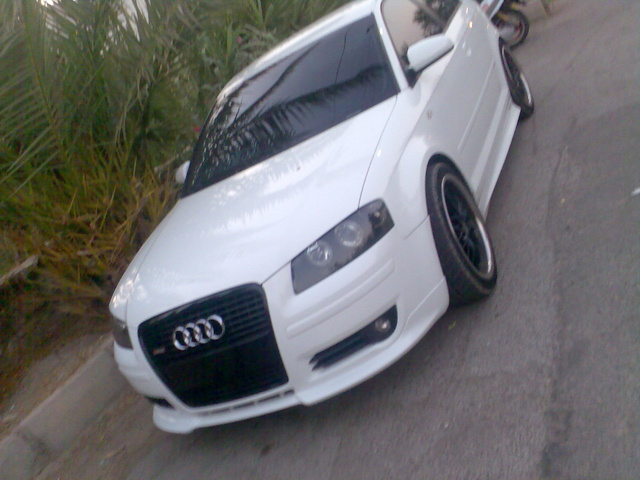 Picture of 2009 Audi A3 3.2 quattro S-Line Wagon AWD, exterior, gallery_worthy