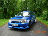 Picture of 2005 Subaru Impreza, exterior