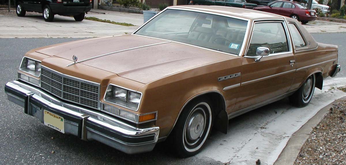 Buick Electra Pic on 1989 Buick Century Limited