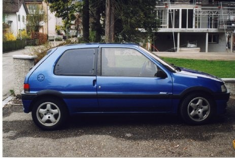 Picture of 1992 Peugeot 106, exterior, gallery_worthy