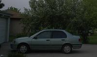 1992 Toyota Tercel 4 Dr DX Sedan picture, exterior