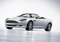 2009 Aston Martin DB9, Front Left Quarter View, manufacturer, exterior