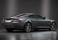 2009 Aston Martin DB9, Back Right Quarter View, manufacturer, exterior