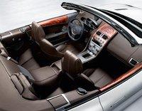 2009 Aston Martin DB9, Overhead View, exterior, manufacturer