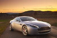 2009 Aston Martin V8 Vantage, Front Right Quarter View, manufacturer, exterior