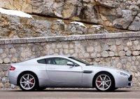 2009 Aston Martin V8 Vantage, Right Side View, exterior, manufacturer