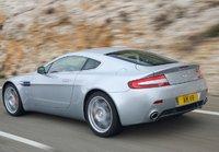 2009 Aston Martin V8 Vantage, Back Left Quarter View, exterior, manufacturer