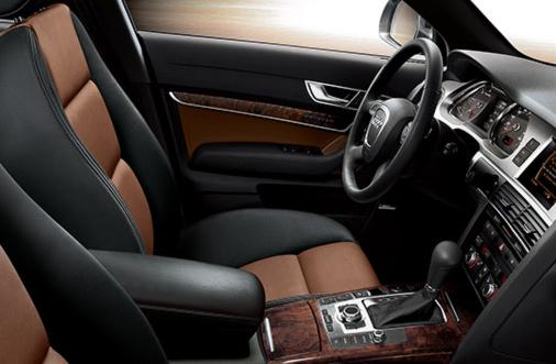 2009 Audi A6, Interior View, interior, manufacturer