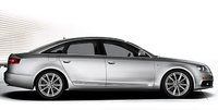 2009 Audi A6, Right Side View, exterior, manufacturer