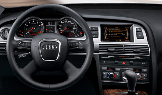 audi a6 interior pictures ~ New AutoCars News