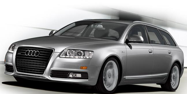2009 Audi A6 Avant
