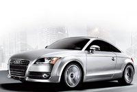 2009 Audi TT, Front Left Quarter View, exterior, manufacturer