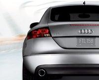2009 Audi TT, Back View, exterior, manufacturer