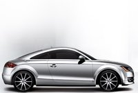 2009 Audi TT, Right Side View, exterior, manufacturer