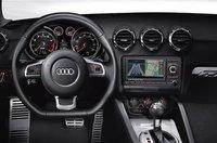 2009 Audi TT, Interior View, interior, manufacturer