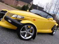 2000 Plymouth Prowler, 2002 Chrysler Prowler 2 Dr STD Convertible picture, exterior