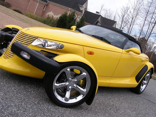 Picture of 2000 Plymouth Prowler