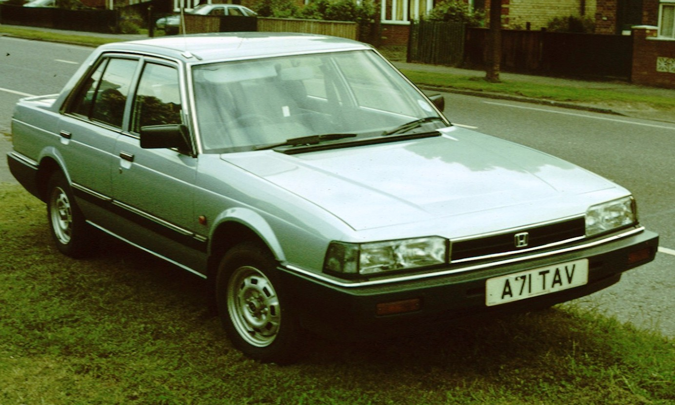 1984 Honda Accord picture