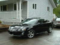 2006 Pontiac Grand Prix, 2001 Pontiac Grand Prix GTP Coupe picture, exterior