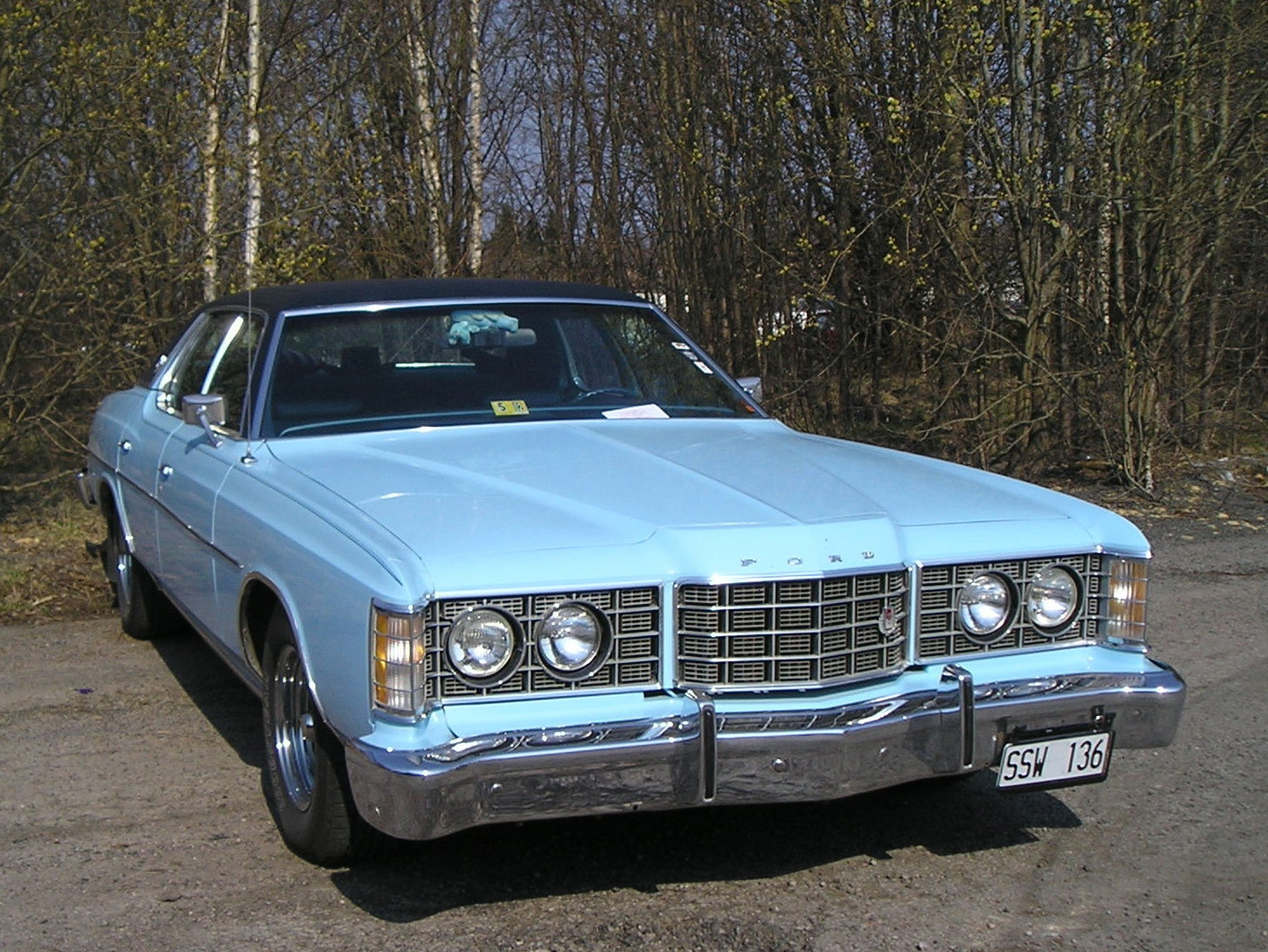 1974 ford ltd overview cargurus