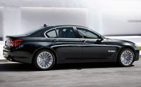 2009 BMW 7 Series, Right Side View, exterior, manufacturer
