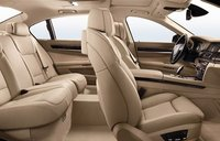 2009 BMW 7 Series, Interior View, interior, manufacturer