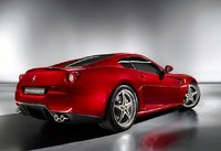 2009 Ferrari 599 GTB Fiorano, Back Right Quarter View, exterior, manufacturer
