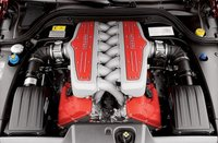 2009 Ferrari 599 GTB Fiorano, Engine View, engine, manufacturer