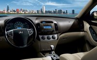 2009 Hyundai Elantra Touring, Interior View, exterior, manufacturer