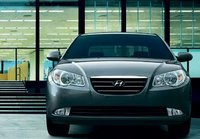 2009 Hyundai Elantra Touring, Front View, exterior, manufacturer