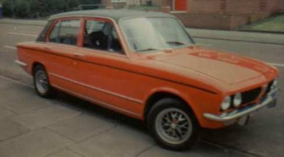 Picture of 1975 Triumph Dolomite