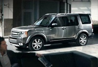 2009 Land Rover LR3, Left Side View, manufacturer, exterior